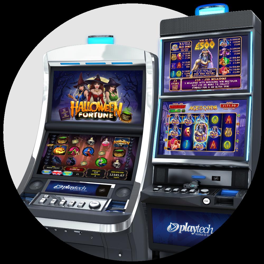 Playtech video game 63034