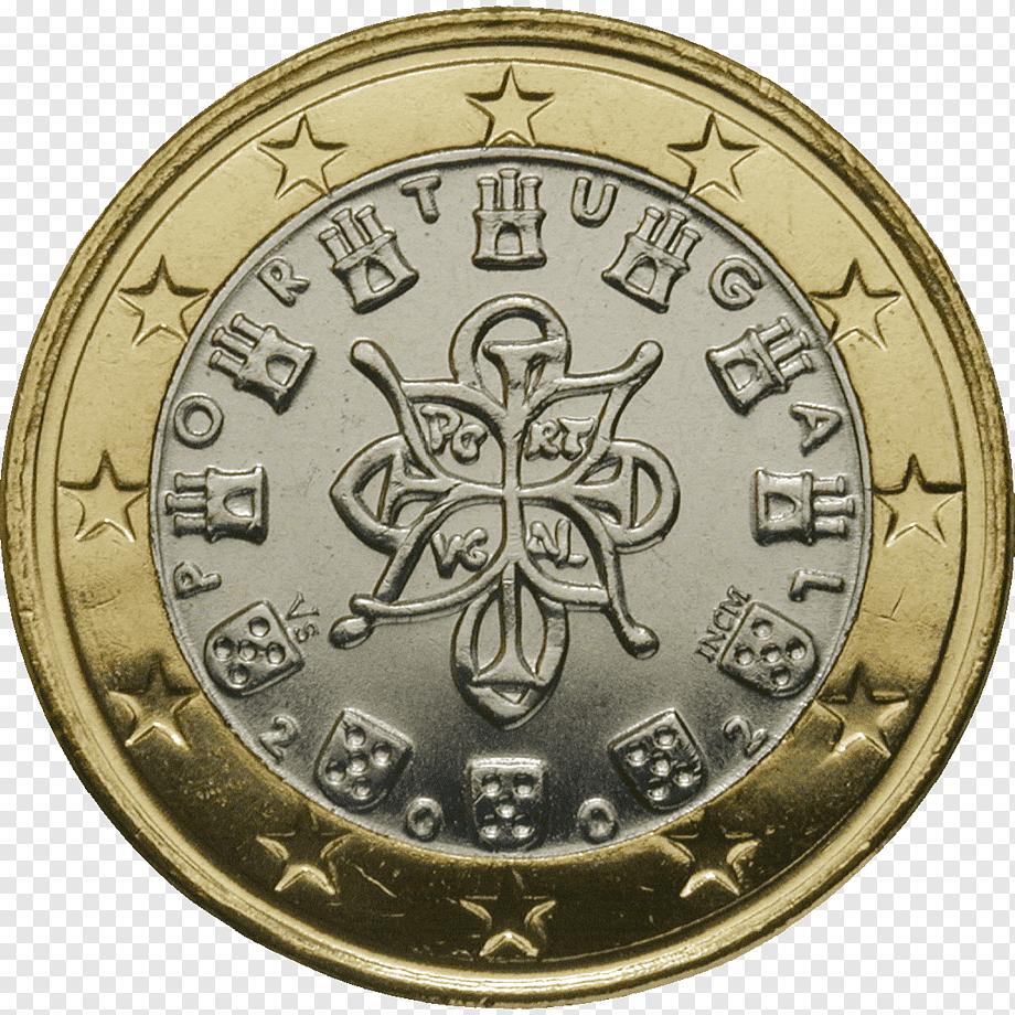 Portugal moedas euro Roku 23165