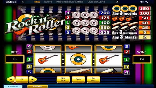 Rock and roll casino 12414