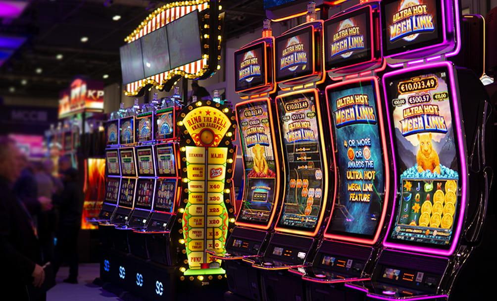 Slots casinos 59186