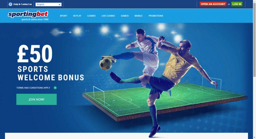 Sporting bet novo 40254