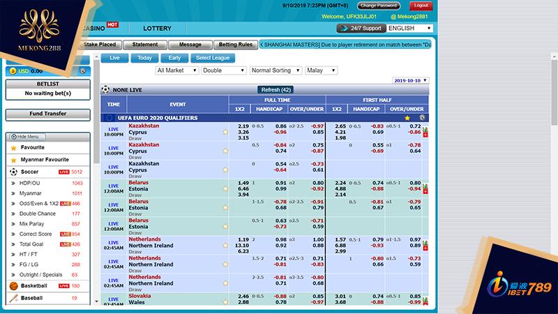 Sporting bet 17622