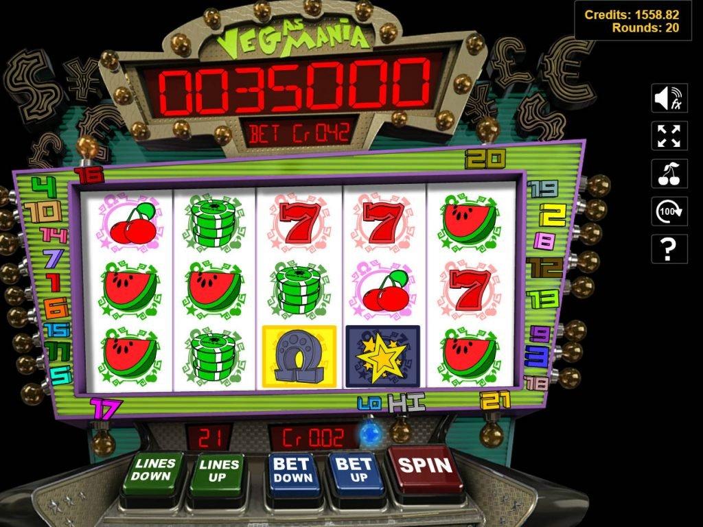 Vegas jogos 22612